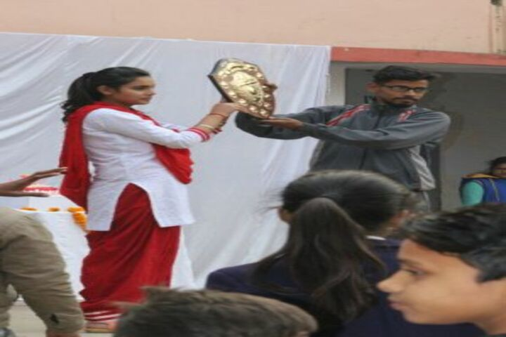 Bal Niketan Junior High School-Prize Distribution