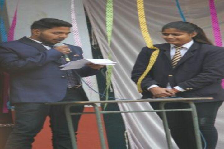 Bal Niketan Junior High School-Programme Host