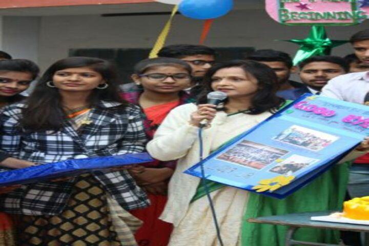 Bal Niketan Junior High School-Investiture Ceremoney