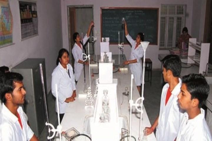 Bal Vidhyalaya Madhyamik School-Chemistry Lab