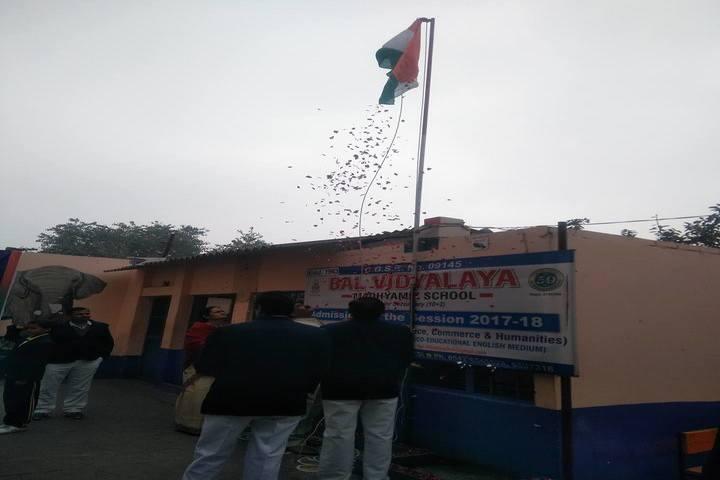 Bal Vidhyalaya Madhyamik School-Republic day
