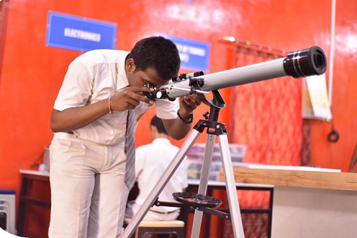 Bal Vidya Mandir Senior Secondary school-Physics Lab