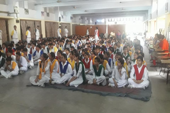 Bal Vidya Mandir Senior Secondary school-Seminar