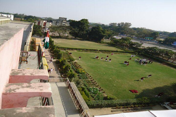 Bal Vidya Mandir Senior Secondary School-Play Ground