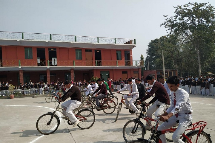 Bal Vidyapeet Public School-Cycle Competition