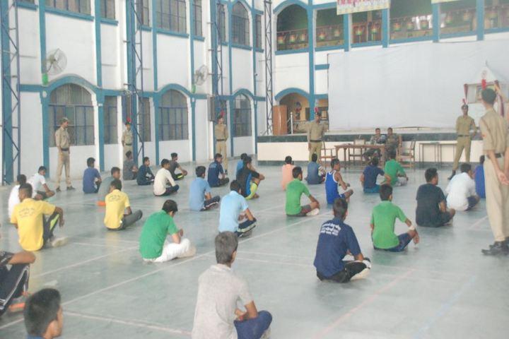 Baleram Brajbhushan Saraswati Shishu Mandir-Yoga