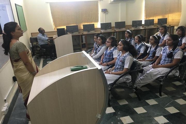 Balmukund Ramchandra Bazari Saraswati Vidya Mandir-English Lab