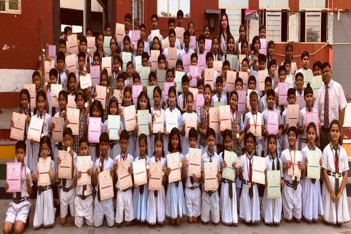 Baluni Public School-Cancer Awareness Celebrations
