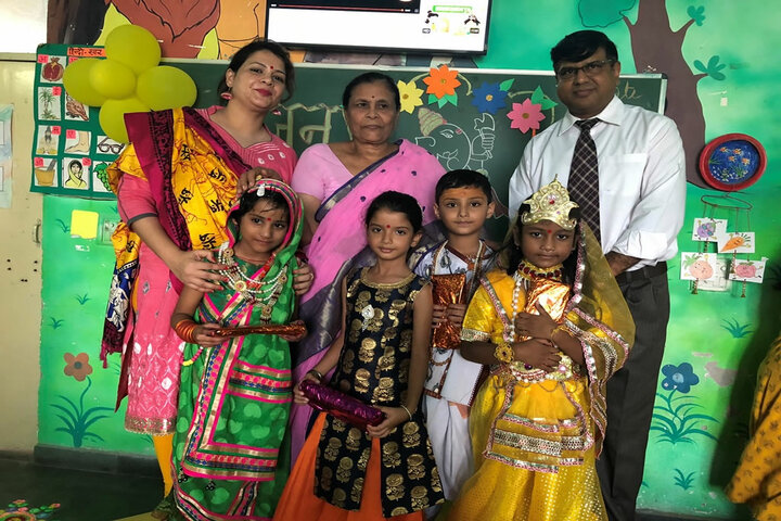 Baluni Public School-Fashion Dress Competition