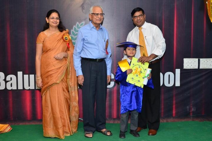 Baluni Public School-Graduation Day Celebtations