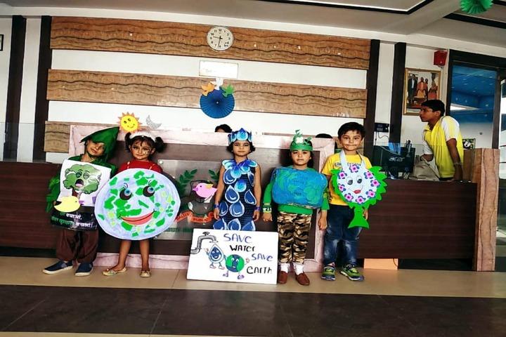 Baluni Public School-Earth Day