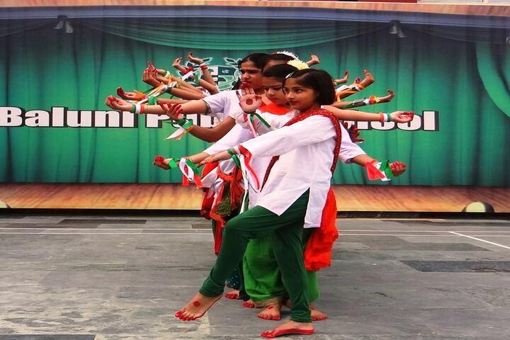 Baluni Public School-Independence Day