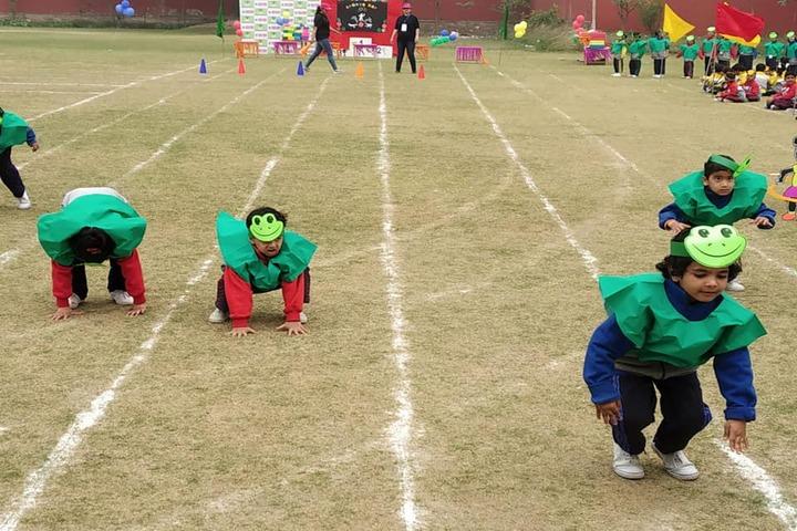 Baluni Public School-Sports Day