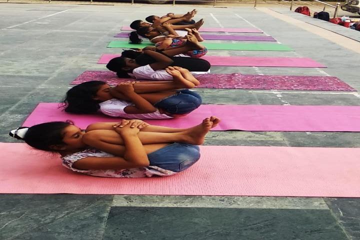 Baluni Public School-Yoga