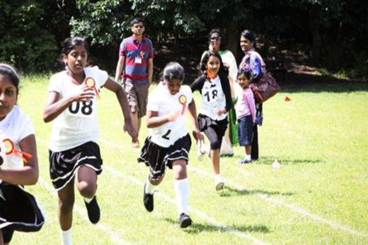 Santoba International School-Sports