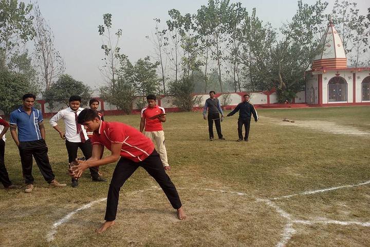 Basu Baral saraswathi vihar-Sports day celebrations