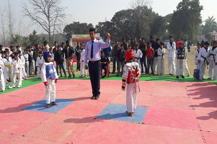 Basubaral Saraswati Vihar Senior Secondary School-Boxing