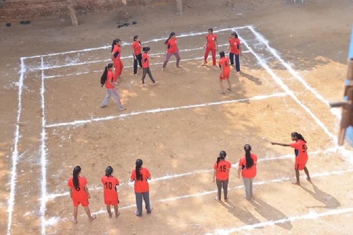 Bathesda Christian Academy-Play Area