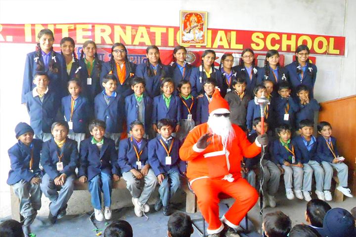 BBR International School-Christmas Celebrations