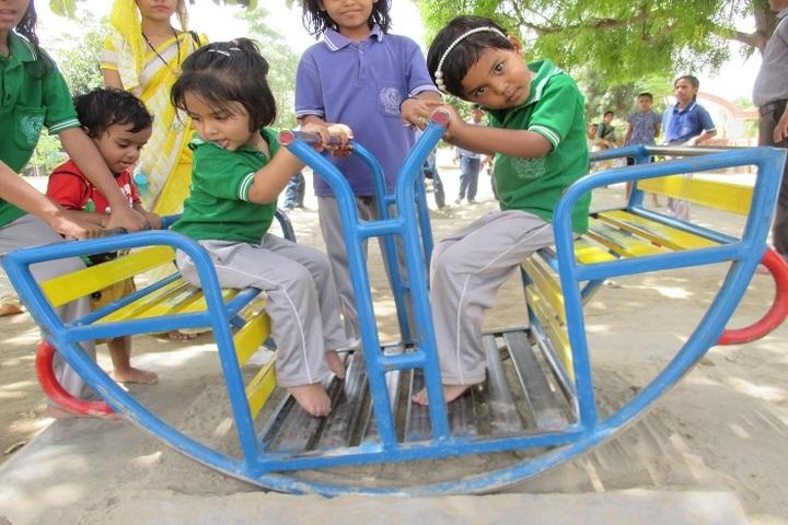 BBR International School-Kids Play Park