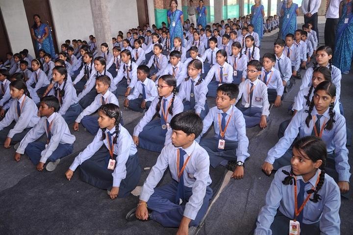 BBR International School-Speech