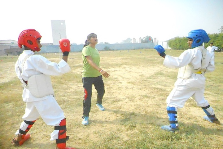 BBR International School-Sports