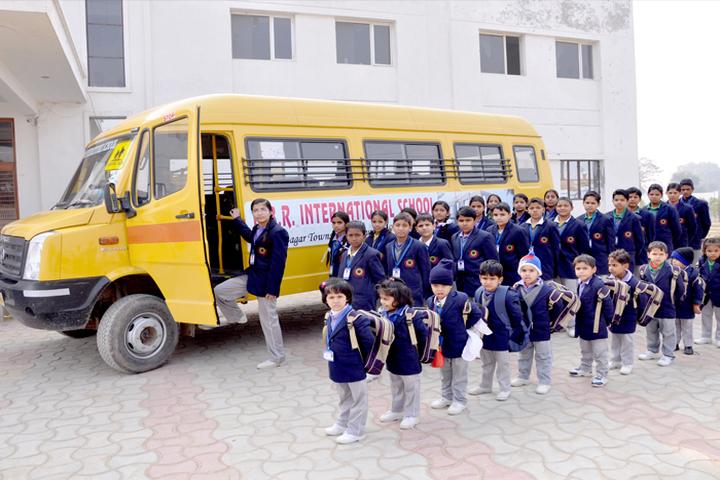 BBR International School-Transportation