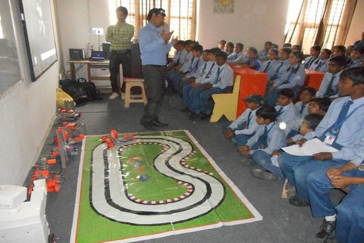 BBR International School-Seminar