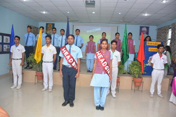 BDS International School-Investiture ceremoney