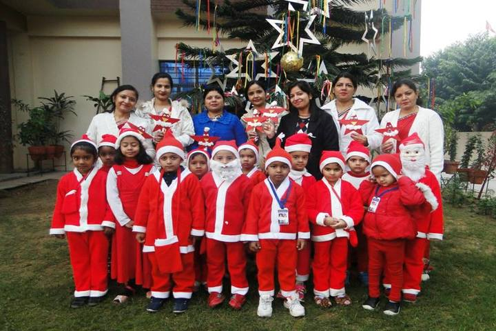 BDS International School-Christmas Celebrations