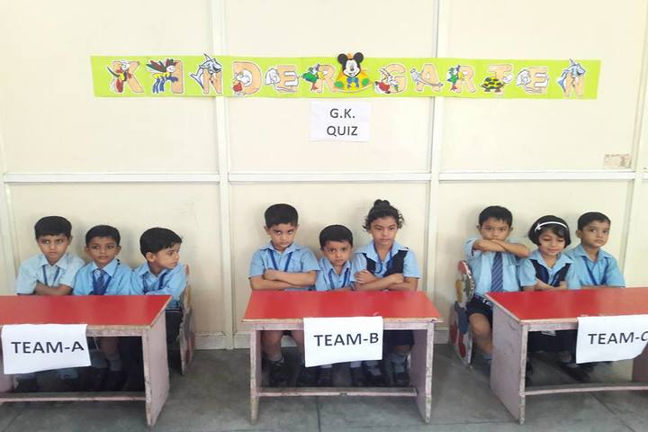 BDS International School-Quiz