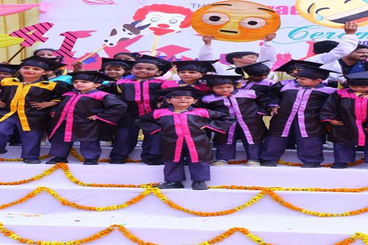Bedi International  School-Graduation day