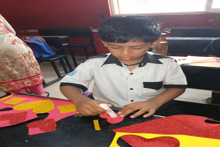 Bedi International School-Art and Craft