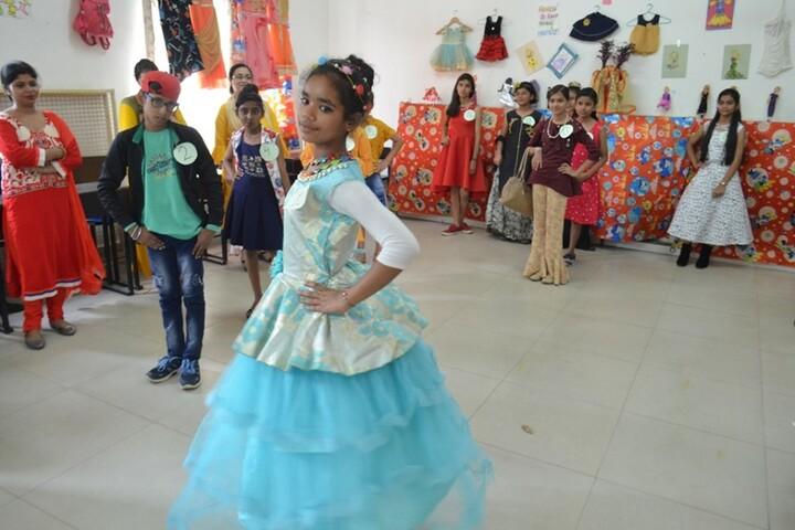Bedi International School-Fancy Dress