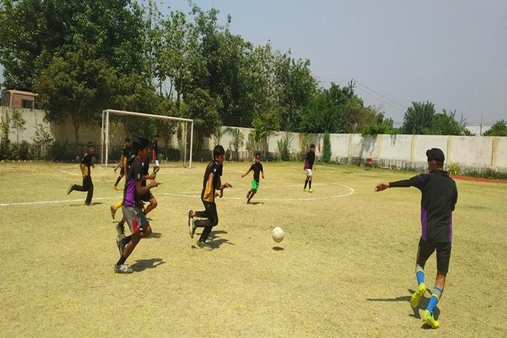 Bedi International School-Foot Ball