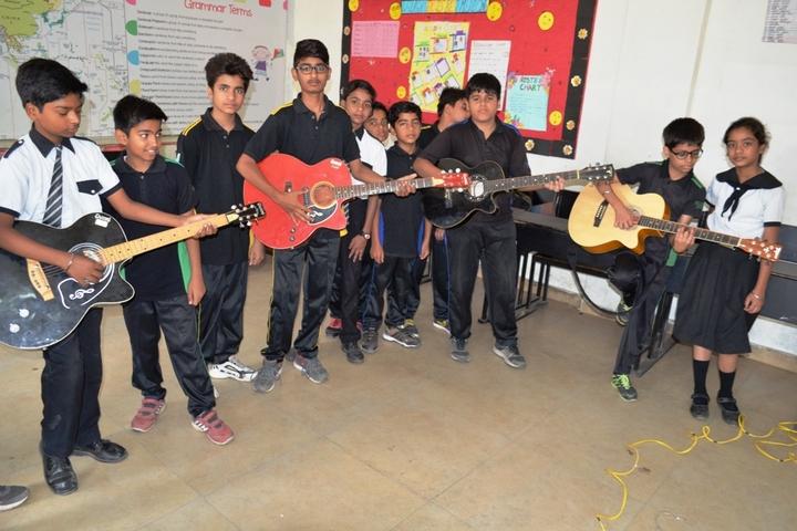 Bedi International School-Music