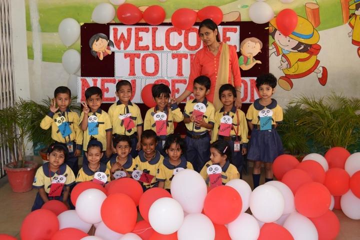Bedi International School-Welcome Day