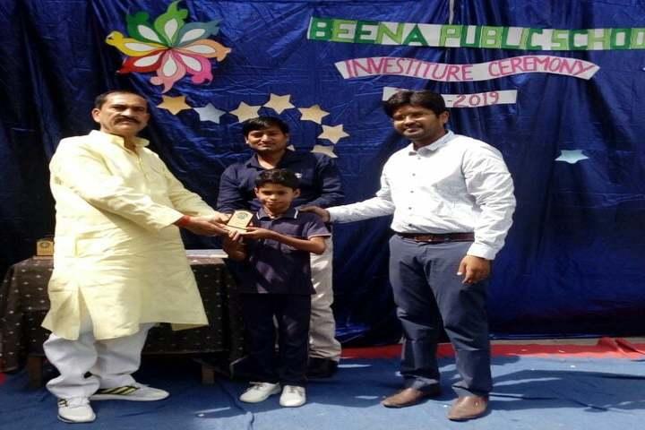 Beena Public School-Investiture Ceremony