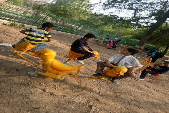 Beena Public School-Play ground