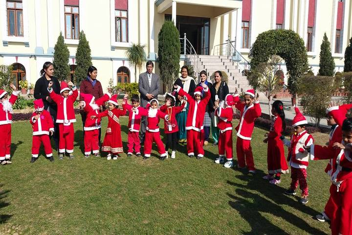 Benison School-Christmas Celebrations