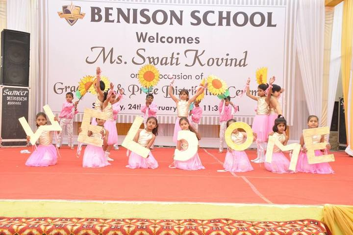 Benison School-Event
