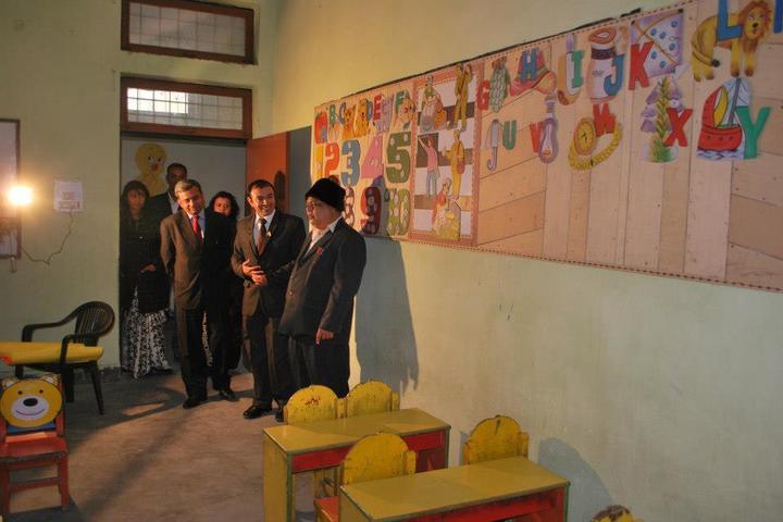 Benison School-Pre Primary Classroom
