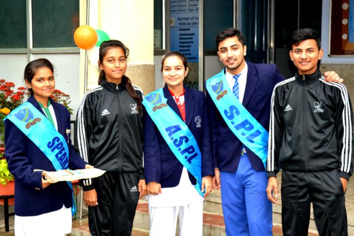 Bethany Convent Senior Secondary School-Republic Day Celebrations