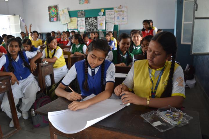 Bethany Convent Senior Secondary School-Classroom Activity