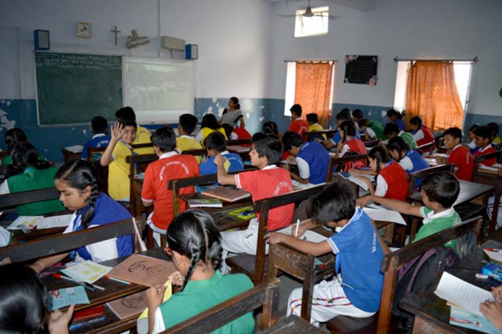 Bethany Convent Senior Secondary School-Classrooms