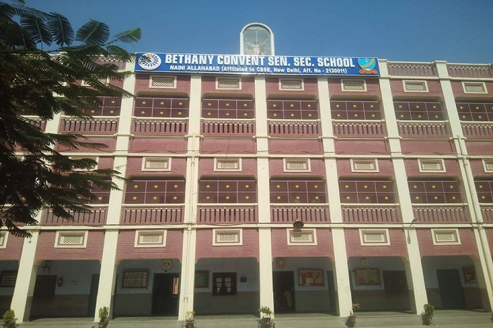 Bethany Convent Senior Secondary School-School Campus