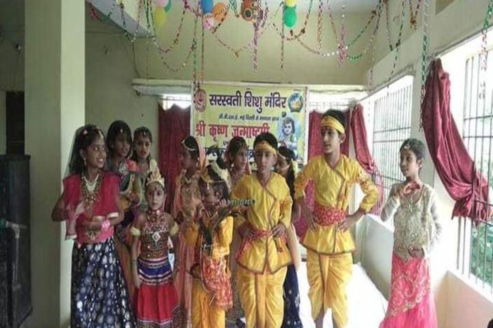 Saraswati Shishu Mandir-Fancy Dress