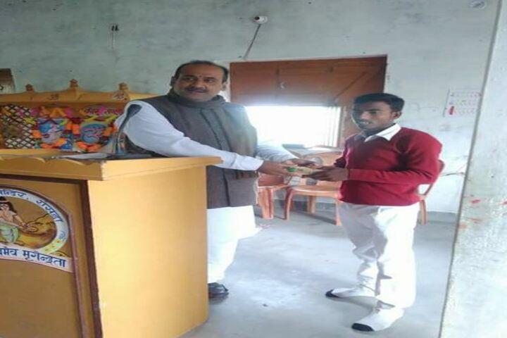 Saraswati Shishu Mandir-Presentation