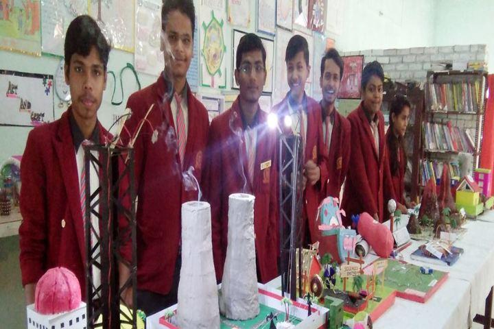 Bethel Academy-Science Exhibition