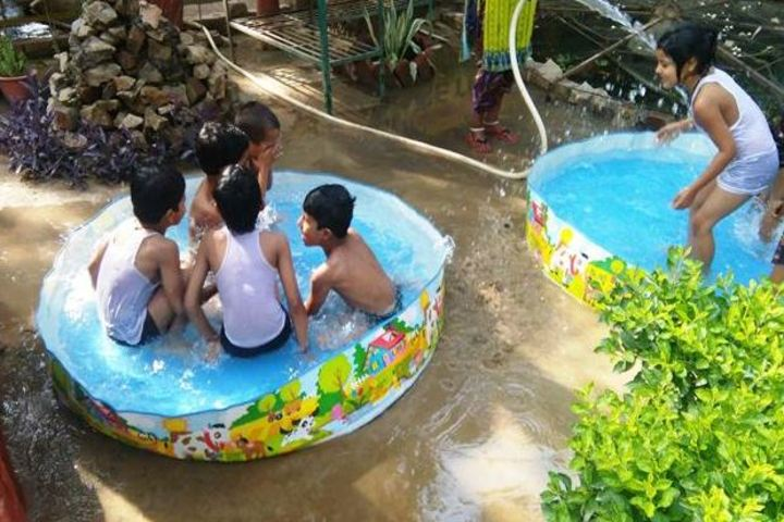Bethel Academy-Splash Pool
